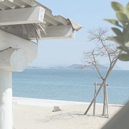 女木島の風景