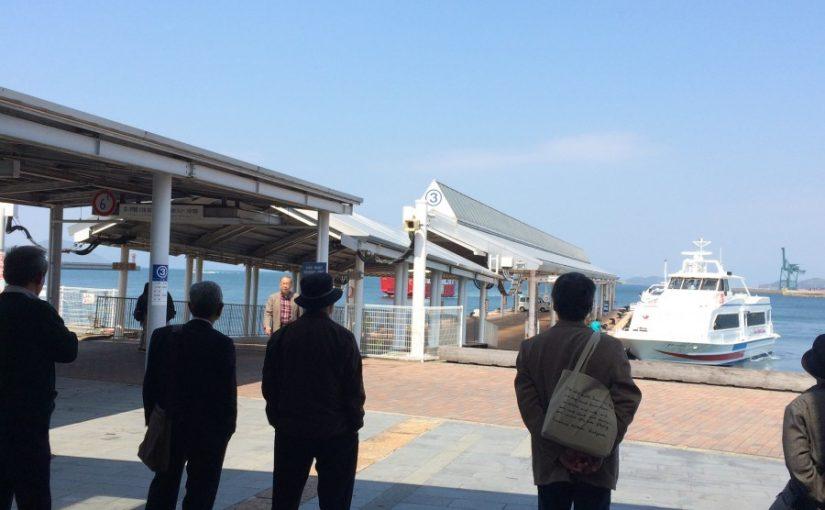 7/3(日)女木島ビーチウェディングフェアのロケに行ってきました